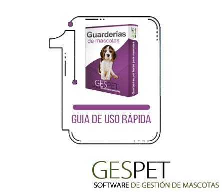 guia rapida software guarderia mascotas